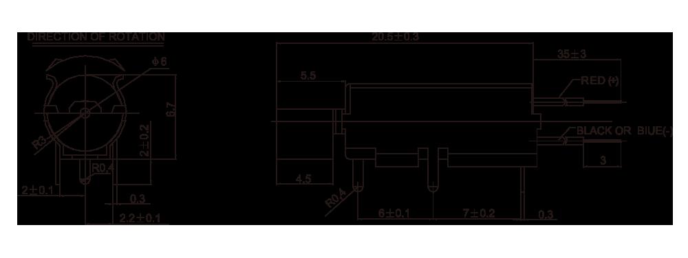 Coreless-DC-Motor_HS-615-Z4-50-85130